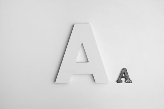 Typography - Featured image